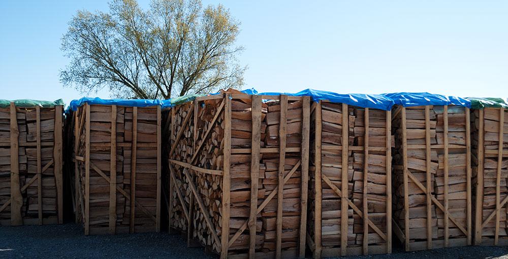 Reparto legna da ardere